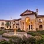 Stunning Mediterranean Mansion Houston Built