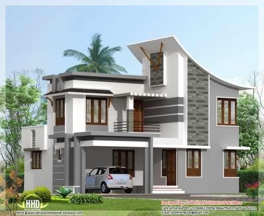 Stunning Modern Bedroom House Design Plans