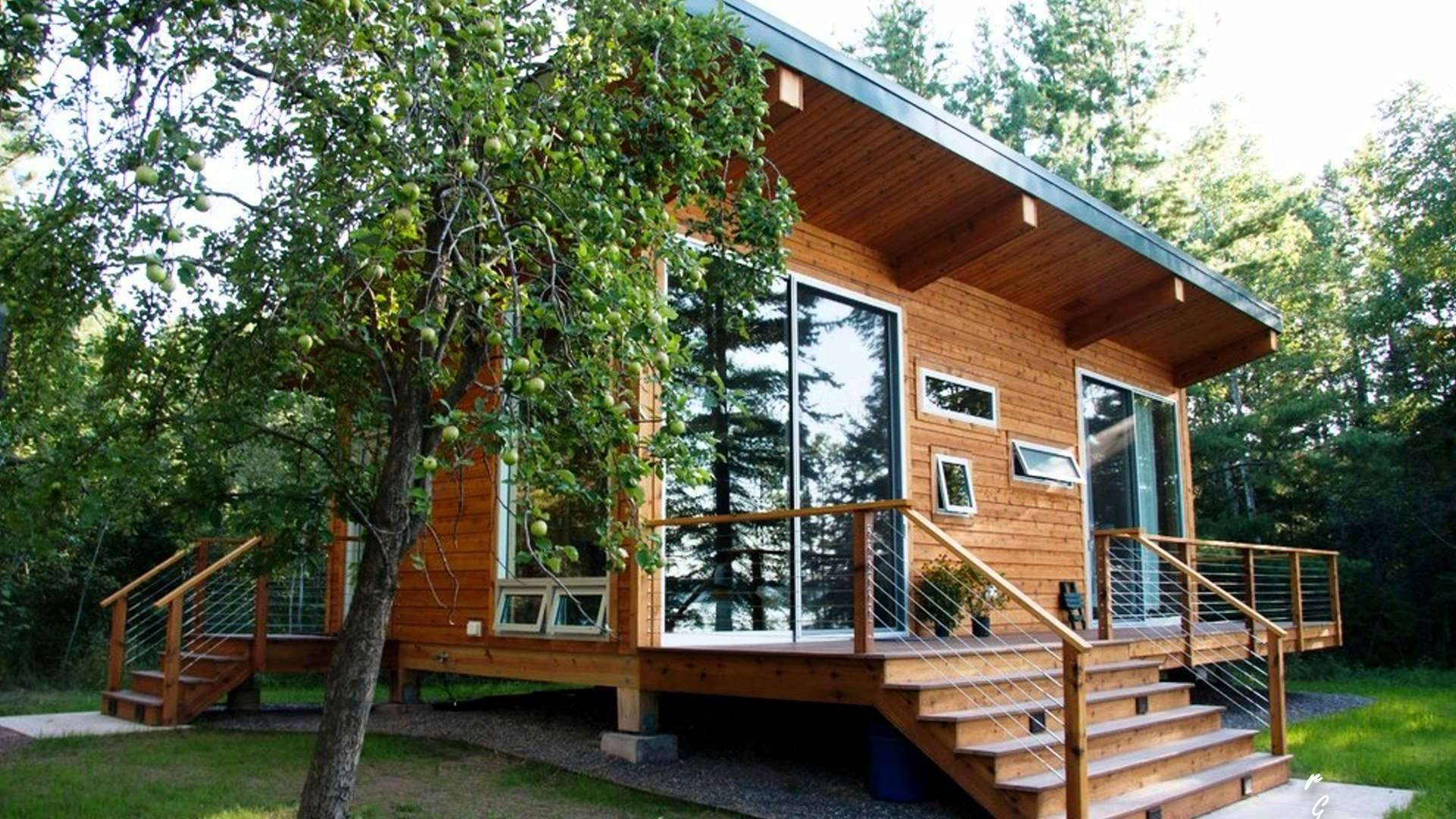 Stunning Modern Cabin Designs Youtube
