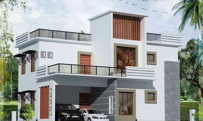 Stunning Modern House Models Designs