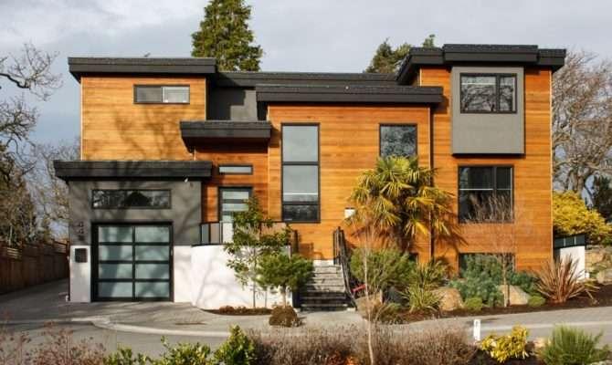 Stunning Modern West Coast Home