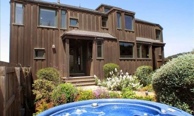 Stunning Sea Ranch Home Featured Coastal Living