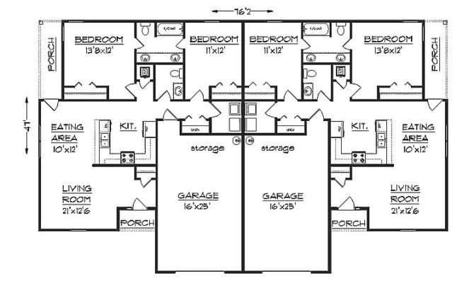 Stunning Unique Duplex Plans Building