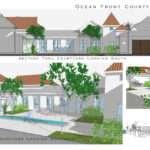 Style Courtyard House Spanish Hacienda Plans