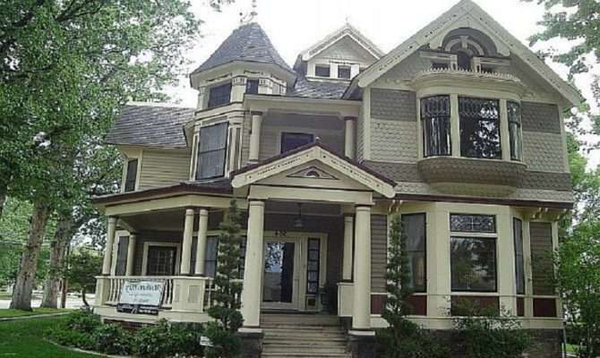 Style Home Gothic House Plans Victorian