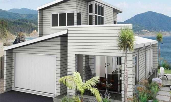 Stylish Beach House Floor Plan All Design