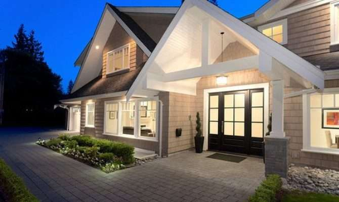 Stylish Black Front Doors Change Your House Curb Appeal