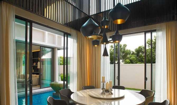 Stylish Home Ambiance Mixed Resort Style Living