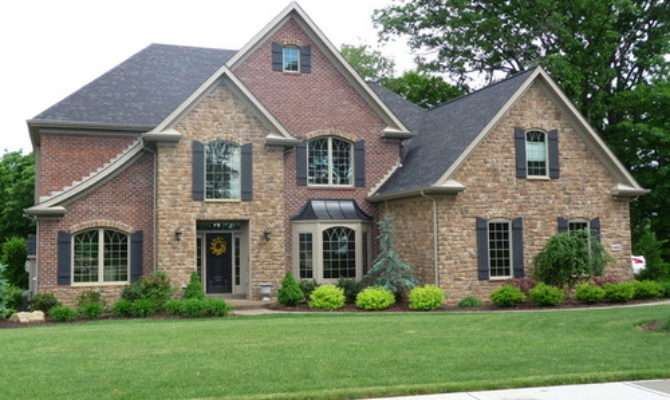 Suggestions Brick Stone Exterior