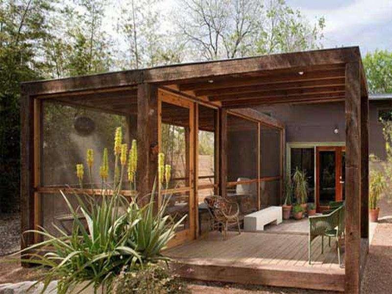 Summer Home Front Porch Designs Stroovi