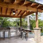 Summer Kitchen Outdoor Cabinets Kitchens Plans