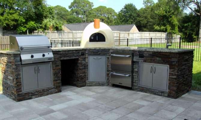 Summer Kitchens Outdoor Design Stack Stone