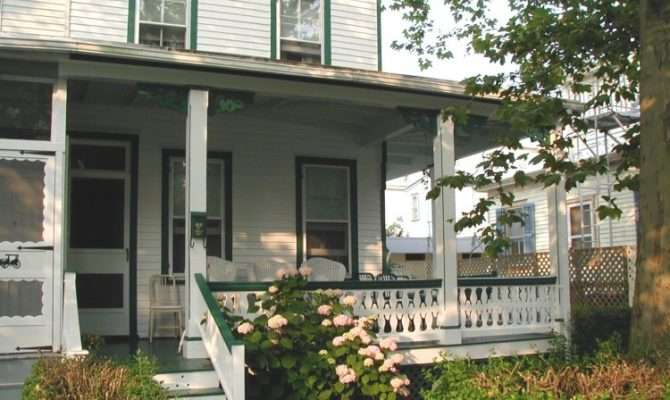 Summer Rental House Windsor Avenue Cape May New Jersey