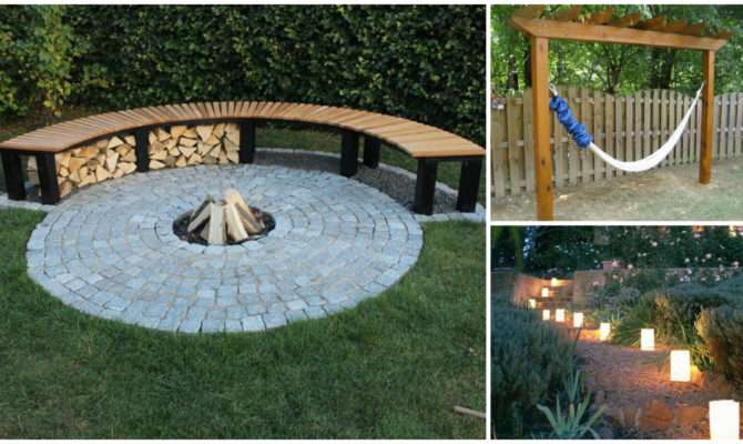 Summer Time Backyard Diy Projects Crazy Cozy