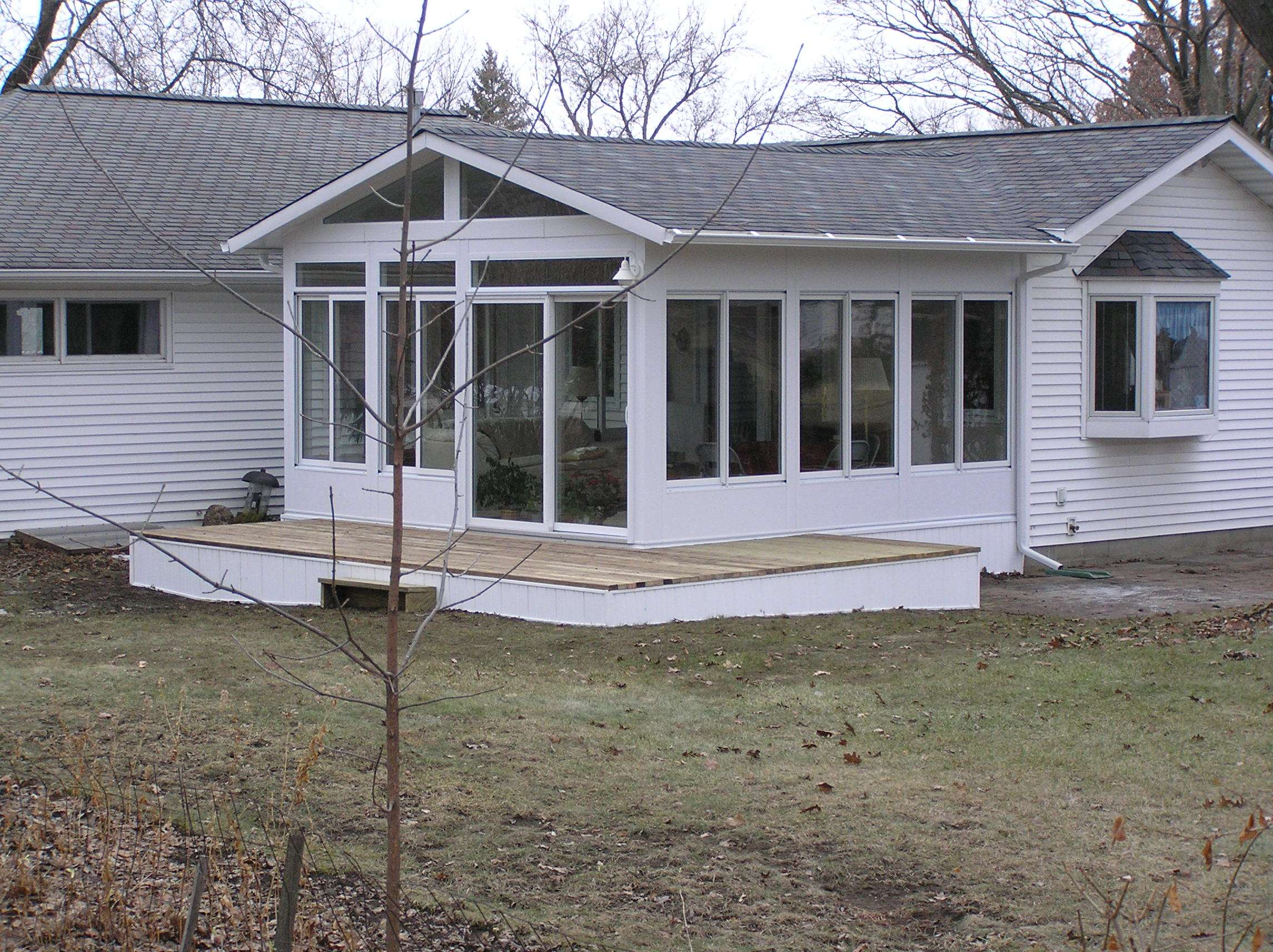 Sun Room Add Photos Patio Iowa