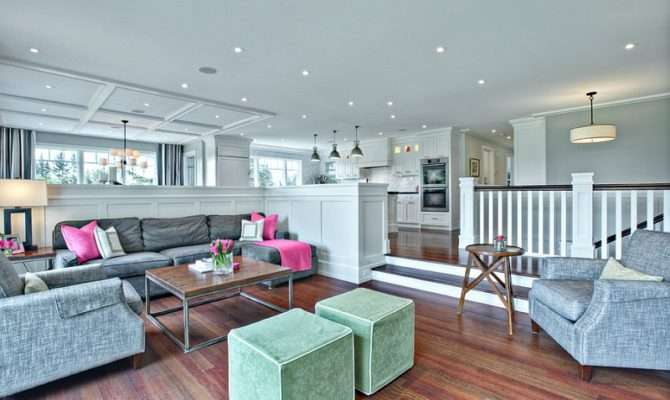 Sunken Living Rooms Other Ideas Style Step Quotient