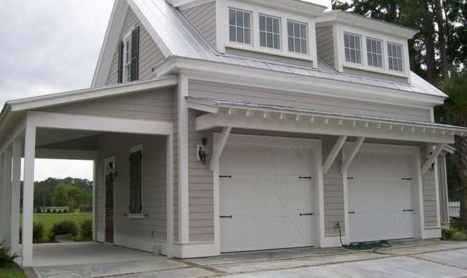 Super Garage Apartment Allison Ramsey Architects