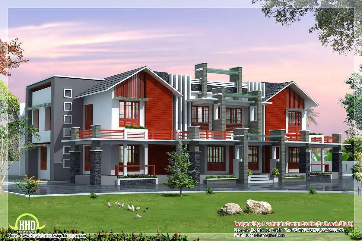 Super Luxury Bedroom India House Plan Kerala Home