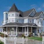 Superb Victorian Style House Plans Story