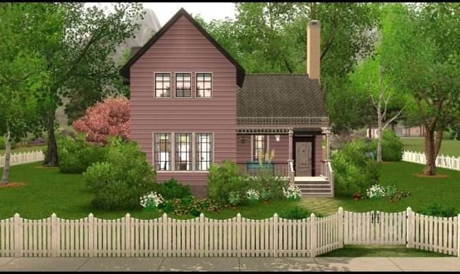 Surprisingly Simple Sims House Plans Building