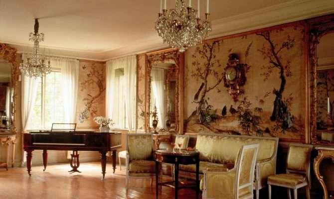 Swedish Interiors Eleish Van Breems Rococo Jewel Svindersvik