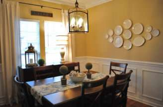 Sweet Tea Southern Living Dining Room Tour