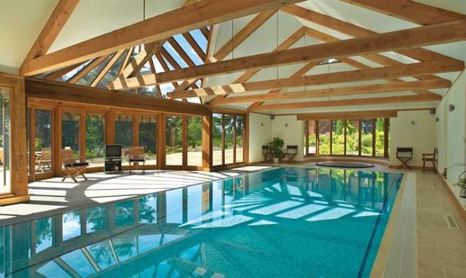 Swimming Pool Designs Indoor Pools