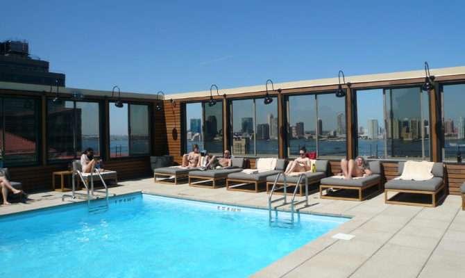 Swimming Pool Pools Rooftop Design