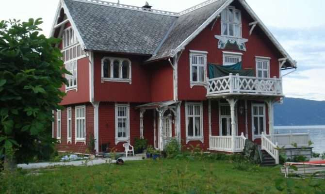 Swiss Chalet Style House Home Pinterest