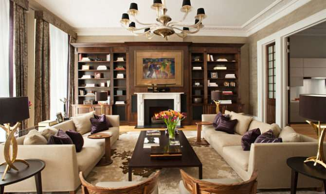 Symmetry Symmetrical Arrangements Work Best Formal Rooms