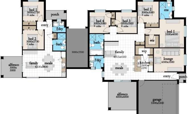 Synergy Ansa Homes Attached Granny Flat Dual Living