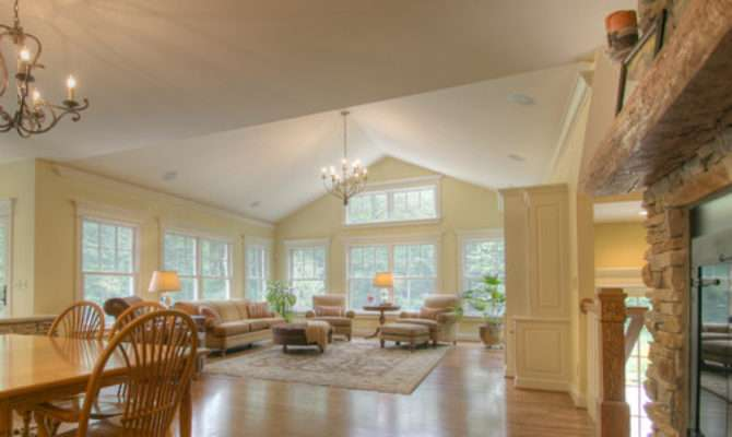 Talkative Tlc Vaulted Ceilings