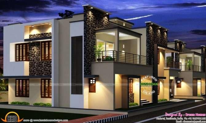 Tamilnadu Villa Plan Kerala Home Design Floor Plans