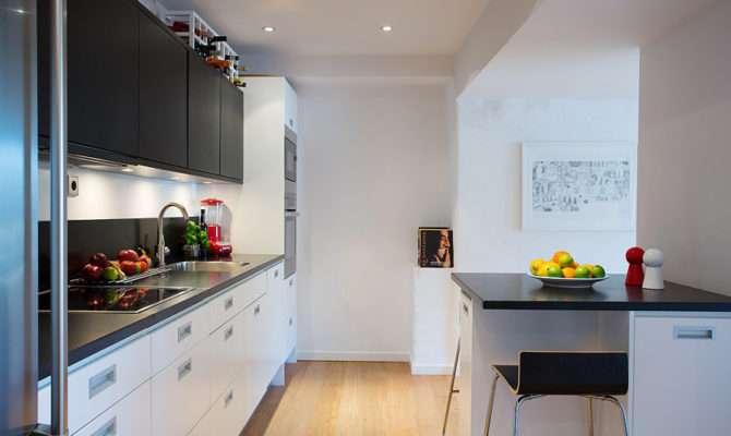 Tenant House Goes Swedish Modern
