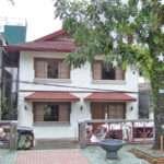 Terrace Design Bungalow House Home