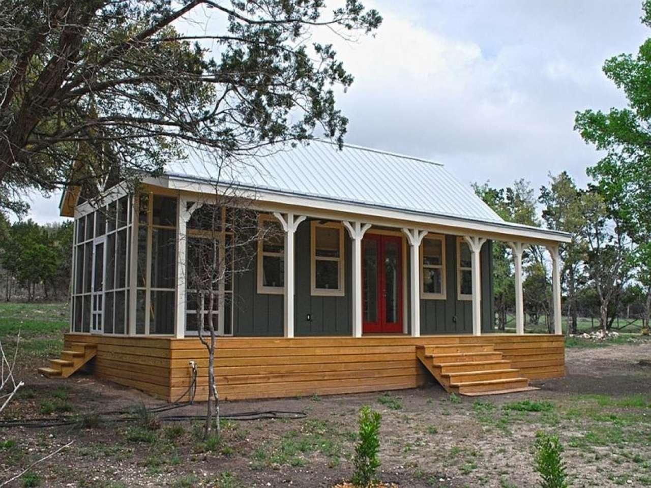 Texas Hill Country Plans Joy Studio Design