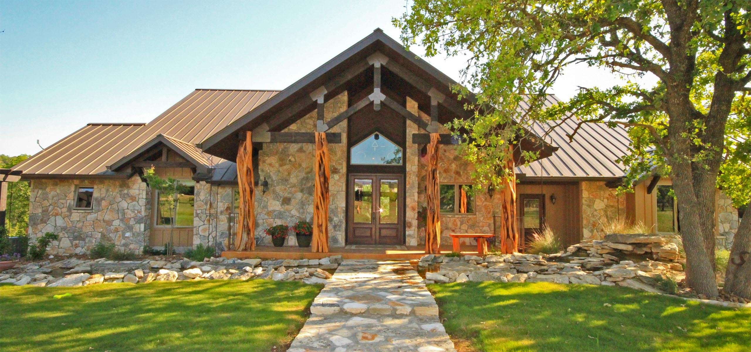 Texas Ranch Style House Plans Home Deco