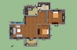 Thai Drawing House Plans