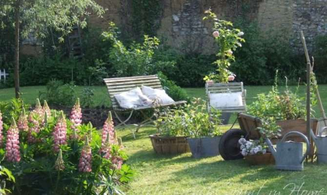Therapy French Country Garden Home