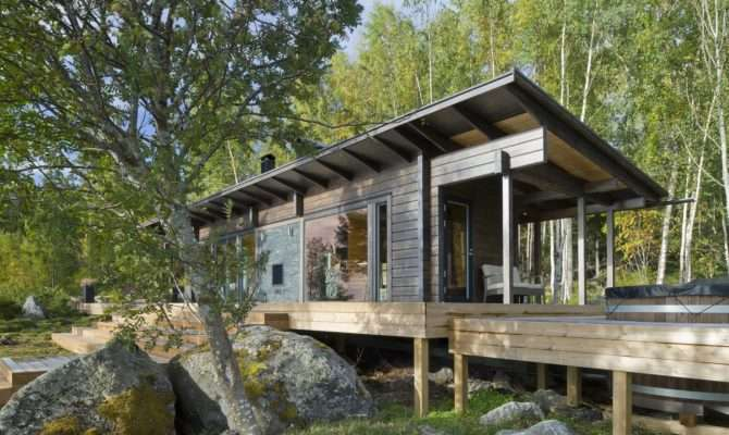 These Log Cabin Kit Homes Celebrate