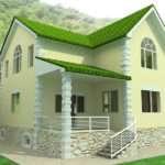 Three Beautiful Attractive House Designs