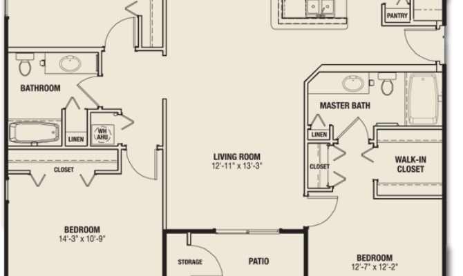 Three Bedroom Apartment Lady Lake Florida