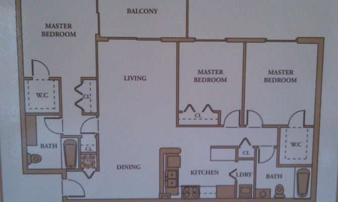 Three Bedroom Home Plans Designs