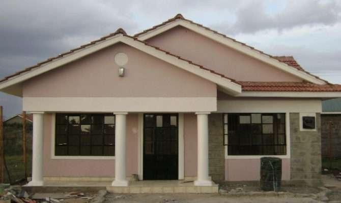 Three Bedroom House Designs Kenya Home Combo
