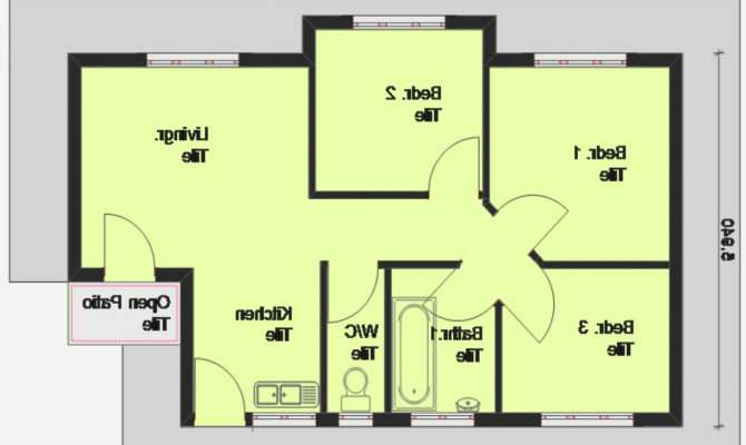 Three Bedroom House Plans South Africa Home Combo