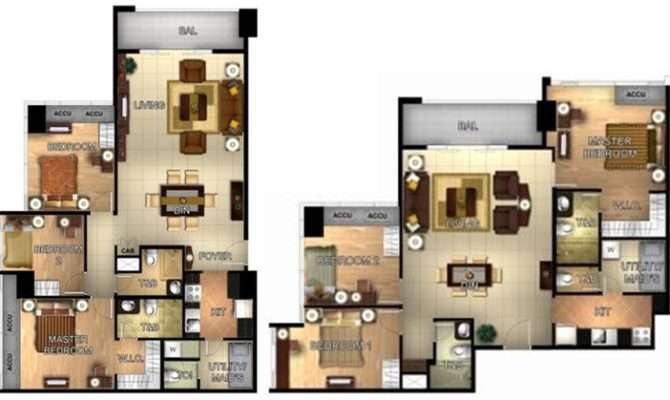 Three Central Makati Condo Megaworld Home