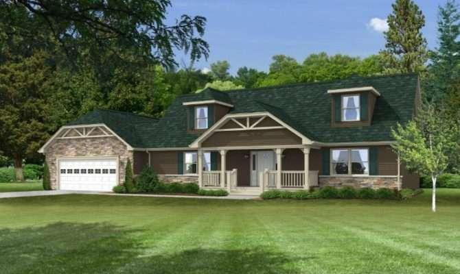 Tiffany Story Modular Home Floor Plan