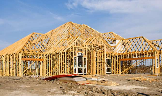 Timber Frame Construction Wood