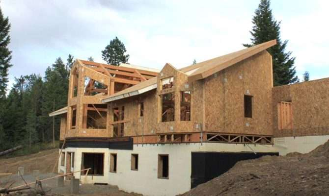 Timber Frame Homes Precisioncraft Post