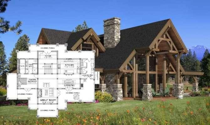 Timber Frame Homes Precisioncraft